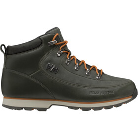 Helly Hansen The Forester Sko Herrer, forest night/marmelade/beluga